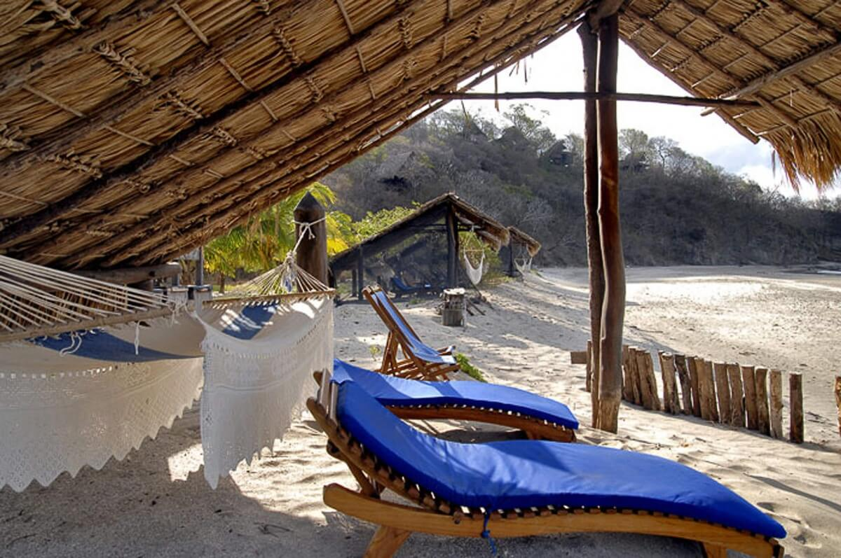 Nicaragua-Pacifique-Morgans-Rock-plage