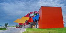 le Biomuseo, la seule structure signée Frank Gehry  en Amérique Latine