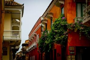 Colombie - Carthagene - centre historique