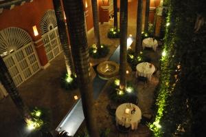 Colombie - Carthagene - Casa pestagua