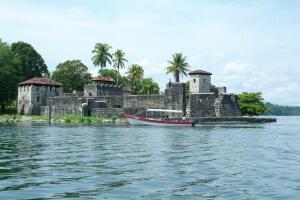 Guatemala - Rio Dulce - Castillo San Felipe