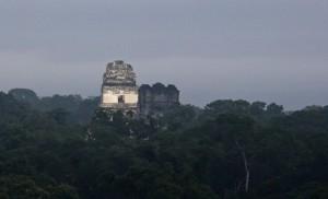 Guatemala -Tikal