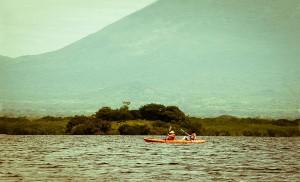 Activités sur le lac Nicaragua et  l'île d'Ometepe