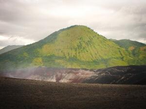 le volcan Cerro Negro au Nicaragua