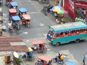 Pérou, Iquitos porte d'entrée de l'Amazonie