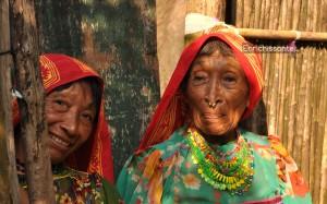 les Kunas aux îles San Blas