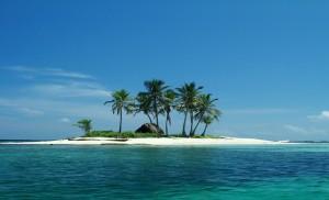 les ilots coralliens des îles San Blas