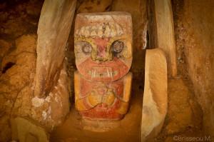 Colombie - San Agustin - El Purutal - statue archéologique - Latinexperience-voyages