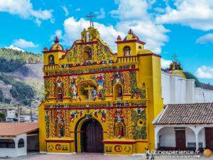 Guatemala - San Andrès de Xecul  - Latinexperience voyages