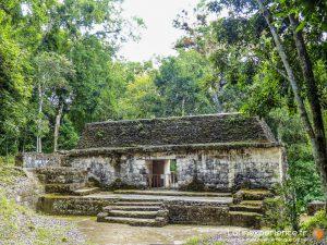 Guatemala - Topoxté - cité de Yaxhá - Latinexperience voyag