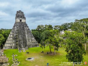 Guatemala - Visite Tikal - Latinexperience voyages
