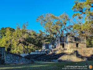 Honduras -  site archéologique de Copan - Latinexperience voya