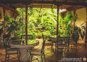 Nicaragua - Managua - Hotel Angel Azul