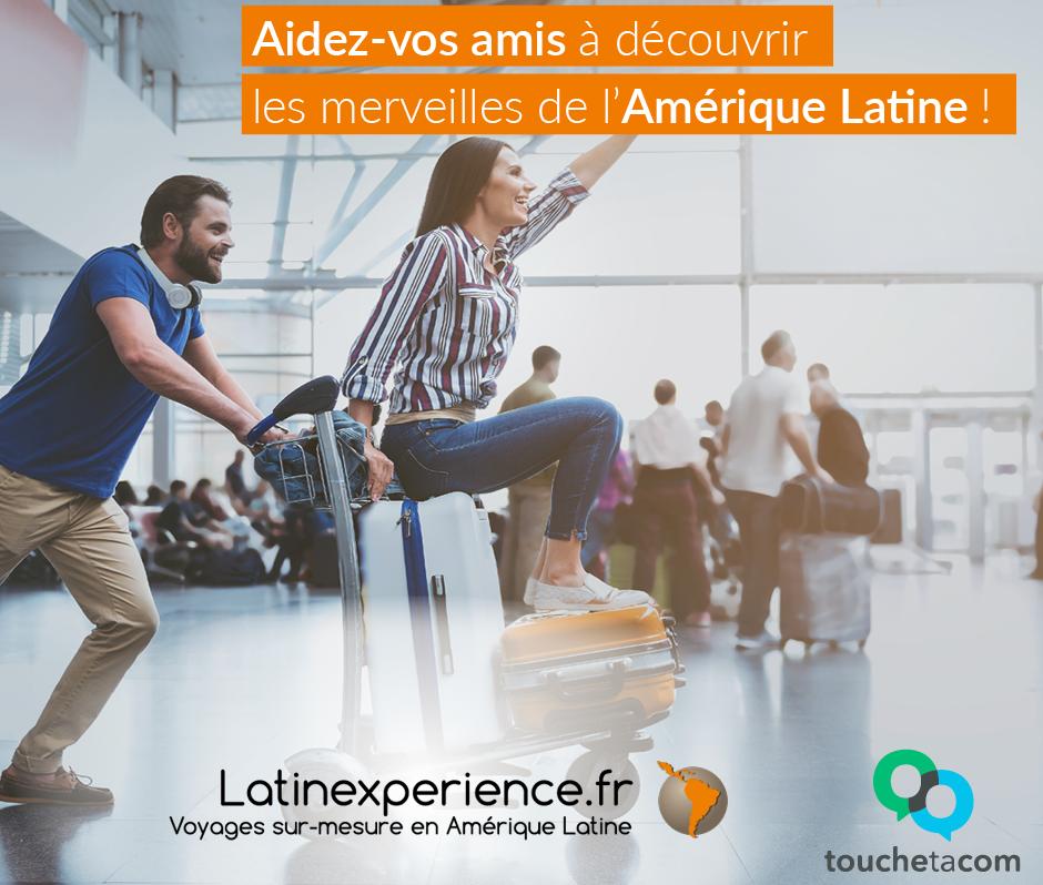 Logo Latinexperience