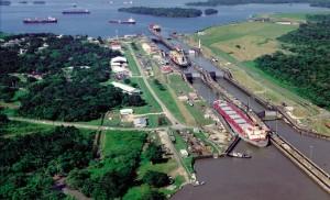le fameux Canal du Panama